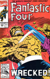 Cover for Fantastic Four (Marvel, 1961 series) #355 [J. C. Penney Variant]