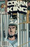 Cover Thumbnail for Conan the King (1984 series) #51 [Newsstand Edition]