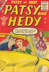 Cover for Patsy and Hedy (Marvel, 1952 series) #38