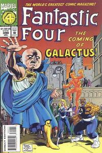 Cover Thumbnail for Fantastic Four (Marvel, 1961 series) #390