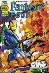 Cover Thumbnail for Fantastic Four (Marvel, 1961 series) #416