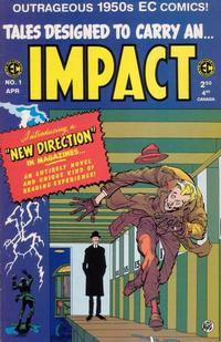 Cover Thumbnail for Impact (Gemstone, 1999 series) #1