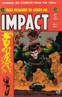 Cover Thumbnail for Impact (Gemstone, 1999 series) #4