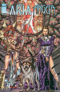 Cover Thumbnail for Aria Angela (Image, 2000 series) #2