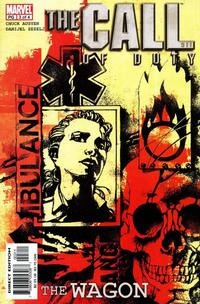 Cover for The Call of Duty: The Wagon (2002 series) #3