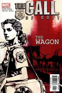 Cover for The Call of Duty: The Wagon (2002 series) #4