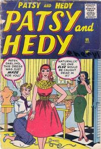 Cover Thumbnail for Patsy and Hedy (Marvel, 1952 series) #66