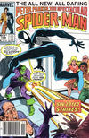 Cover Thumbnail for The Spectacular Spider-Man (1976 series) #108 [newsstand]
