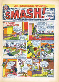 Cover Thumbnail for Smash! (IPC, 1966 series) #125