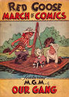 Cover for March of Comics (Western, 1946 series) #26 [Red Goose variant]