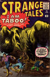 Cover Thumbnail for Strange Tales (1951 series) #75 [UK edition]