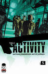 Cover for The Activity (Image, 2011 series) #5