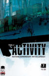Cover for The Activity (Image, 2011 series) #7
