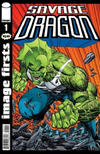 Cover for Image Firsts: Savage Dragon (Image, 2010 series) #1