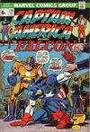 Cover for Captain America (Marvel, 1968 series) #170 [British Price Variant]