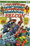 Cover Thumbnail for Captain America (1968 series) #181 [British Price Variant]