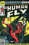 Cover Thumbnail for The Human Fly (1977 series) #15 [British Price Variant]