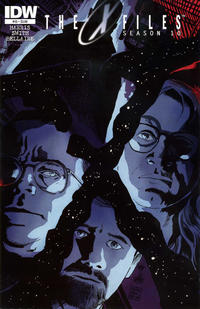 Cover Thumbnail for The X-Files: Season 10 (IDW, 2013 series) #13