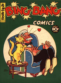 Cover Thumbnail for Bing Bang Comics (Maple Leaf Publishing, 1941 series) #v2#7