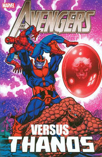Cover Thumbnail for Avengers vs. Thanos (Marvel, 2013 series)