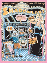 Cover Thumbnail for Shadowland (Fantagraphics, 2006 series)