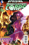 Cover for Green Lantern Corps (DC, 2011 series) #33