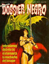 Cover for Dossier Negro (Zinco, 1981 series) #155