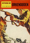 Cover for Spion 13 og John Steel (Se-Bladene - Stabenfeldt, 1963 series) #12/1965
