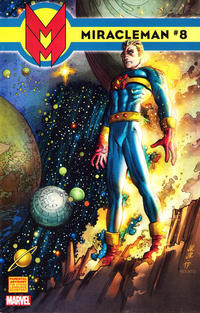 Cover Thumbnail for Miracleman (Marvel, 2014 series) #8