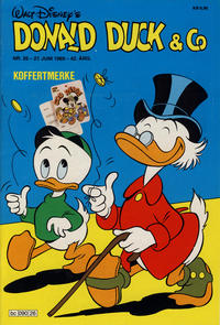 Cover Thumbnail for Donald Duck & Co (Hjemmet, 1948 series) #26/1989