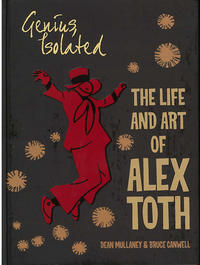 Cover Thumbnail for Genius, Isolated: The Life and Art of Alex Toth (IDW, 2011 series)