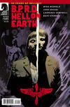 Cover for B.P.R.D. Hell on Earth (Dark Horse, 2013 series) #121
