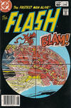 Cover Thumbnail for The Flash (1959 series) #322 [Newsstand]