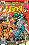 Cover for Marvel's Greatest Comics (Marvel, 1969 series) #64 [30c price edition]