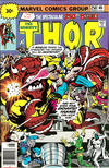 Cover Thumbnail for Thor (1966 series) #250 [30¢ Price Variant]