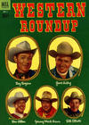 Cover for Western Roundup (Dell, 1952 series) #2 [35¢ edition]