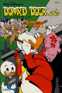 Cover Thumbnail for Donald Duck & Co (Hjemmet, 1948 series) #48/1989