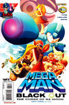 Cover for Mega Man (Archie, 2011 series) #31 [Variant Cover by Brent McCarthy]