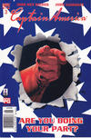 Cover Thumbnail for Captain America (2002 series) #3 [Newsstand Edition]