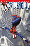 Cover for Spider-Girl (Marvel, 1998 series) #39 [Newsstand Edition (with month)]