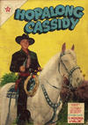 Cover for Hopalong Cassidy (Editorial Novaro, 1952 series) #106