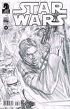 Cover for Star Wars (Dark Horse, 2013 series) #3 [Alex Ross Sketch Cover]