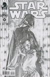 Cover for Star Wars (Dark Horse, 2013 series) #4 [Alex Ross Sketch Cover]