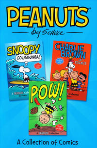 Cover Thumbnail for Peanuts by Schulz: A Collection of Comics (Andrews McMeel, 2014 series)