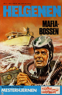 Cover Thumbnail for Helgenen (Semic, 1977 series) #2/1977