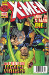 Cover Thumbnail for X-Men (1991 series) #64 [Newsstand Edition (price variant)]
