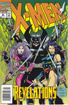 Cover Thumbnail for X-Men (1991 series) #31 [Newsstand Edition]