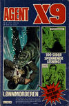Cover for Agent X9 (Semic, 1976 series) #8/1977