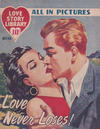 Cover for Love Story Picture Library (IPC, 1952 series) #140