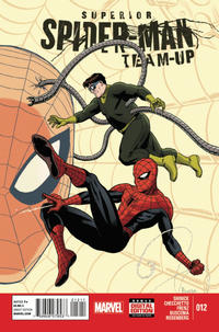 Cover Thumbnail for Superior Spider-Man Team-Up (Marvel, 2013 series) #12